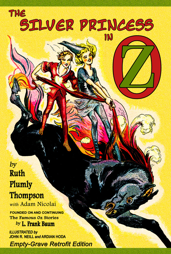 The Silver Princess in Oz - Ruth Plumly Thompson