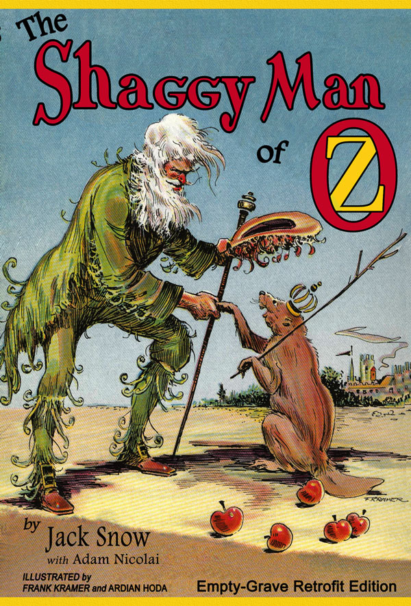 The Shaggy Man of Oz - Jack Snow